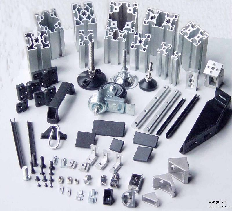 工业铝型材供应商\/生产晋江工业铝型材专卖-晋