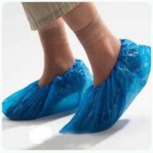 供应合肥一次性鞋套 塑料鞋套 蓝色系批发订购15375515780批发