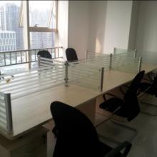 办公家具_合肥屏风2人办公桌职员卡座隔断电脑桌图片
