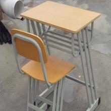 学校家具合肥学生课桌椅 培训教育机构上课桌子 低价格 质量好批发