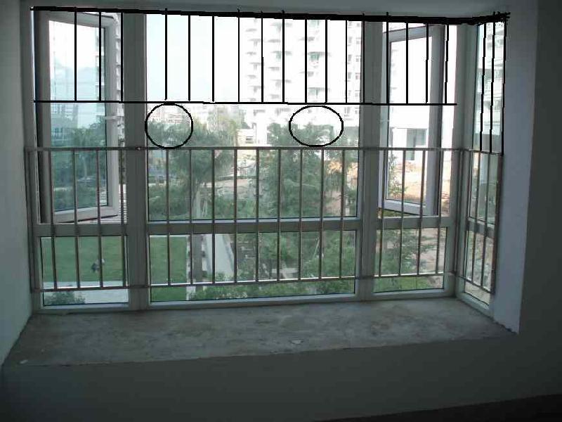 不锈钢工程不锈钢窗户图片图片