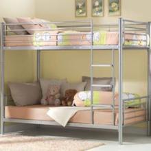 学生双层铁床批发vs军用床,卧室家具如何摆放