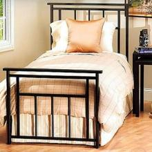 =JXS-029时尚卧室家具卧室家具定制注意什么,单层铁艺床
