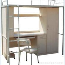 供应双人单层床公寓铁床生产厂家,订做卧室家具好不好