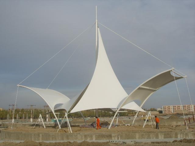 湖南膜结构