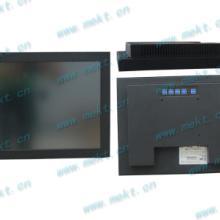 供应17寸电容触摸显示器17寸金属外观显示器 防震型工业显示器 电容触摸显示器图片