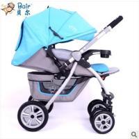 bair贝尔高童车景观婴儿推车