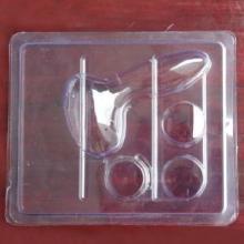供应无锡电子包装盒透明色塑胶五金产品,南京PVC蓝色透明上下盖吸塑盒.,各式折盒批发