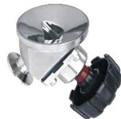 供应手動不鏽鋼罐底閥