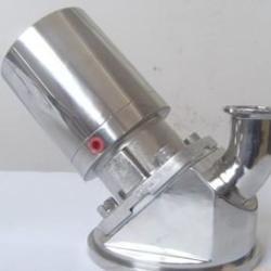 供应不鏽鋼气动罐底閥