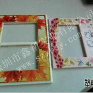 能在PVC产品彩印图案的万能打印机图片