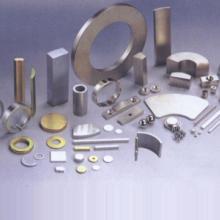 供应各种圆柱磁圆环磁铁磁钢图片