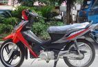 供应亚洲狼弯梁两轮摩托车