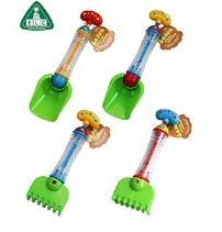 供应ELC玩沙玩水可喷水铲子耙子