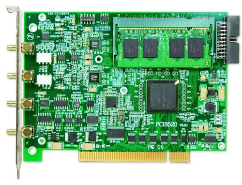 供应PCI8520 8位 2路模拟量输入采集卡图片