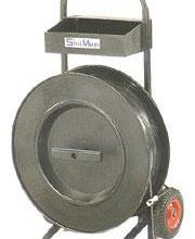 SM8161塑钢带钢带手推工具车