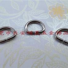 供应不锈钢D字扣不锈钢饰品配件
