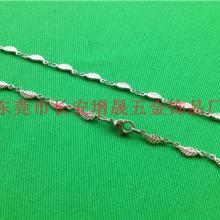供应东莞厂家批发不锈钢时尚首饰项链