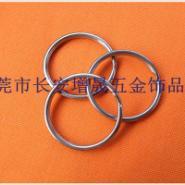 不锈钢匙圈金属钥匙扣链图片