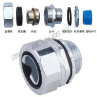 供应端式接头锌合金金属软管接头外螺纹箱接头DPJ