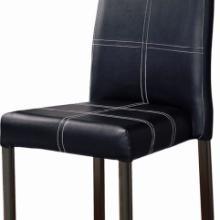 供应佛山顺德铁管框架皮料客厅餐椅生产厂家XA-022批发