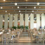 常熟市酒店餐厅宴会厅活动屏风隔断图片