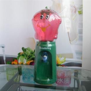 深圳超康草莓迷你卡通机饮水机图片