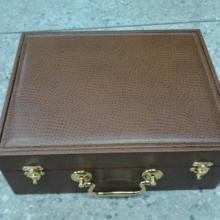 珠宝礼品包装盒 首饰箱 化妆箱 皮具箱 珠宝首饰收纳箱批发