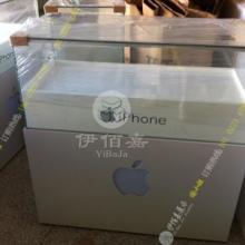 西藏苹果手机柜台陈列三星体验店形象墙材质苹果开放式体验桌展示形批发