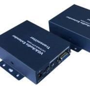 供应VGA音频网线延长器(0-300米可选)