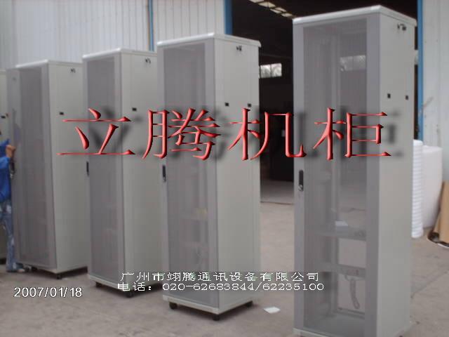 机柜图片 机柜样板图 立腾机柜LT C025 广州翊腾通讯设备...