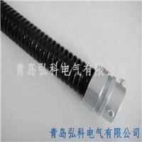 供应青岛弘科金属包塑软管厂家、包塑蛇皮管价格