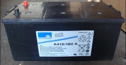 供应淄博德国阳光蓄电池A412/180A 阳光蓄电池销售
