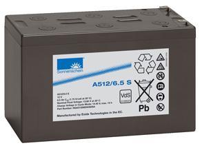 供应廊坊_德国阳光蓄电池 阳光512/10S系列蓄电池