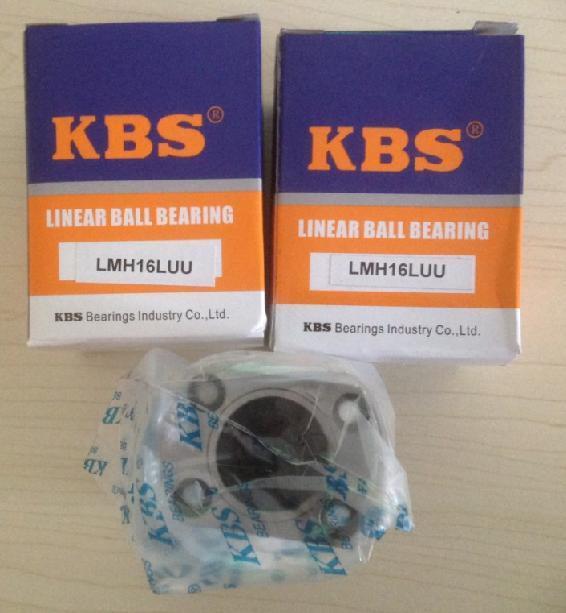 供应KBS直线轴承LMF12UU/KBS圆法兰轴承规格