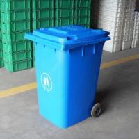 供应济南地区240环卫垃圾桶(725x585x1020