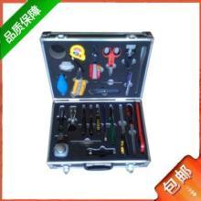 供应光缆施工工具光纤熔接工具箱24件套图片