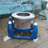 供应全国XT系列非标酒店脱水机不锈钢纺织品酒店用离心脱水机可定制