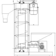LT系列立式脱水机,再生塑料、色母粒专用脱水机,非标可按需定制