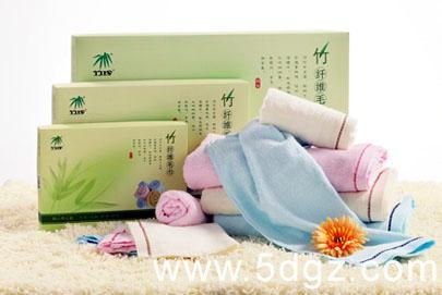 供应竹纤维毛巾