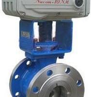 供应ZDRV电动V型调节球阀