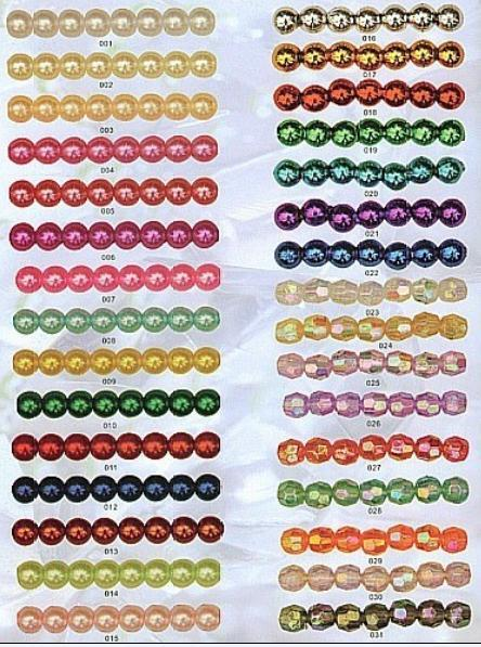 塑料连线珍珠辅料批发低价