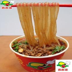 东莞莞城八哥酸辣粉加盟土豆粉技图片