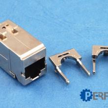 供应用于通讯配件的RJ45网络连接器/RJ45连接