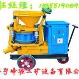 供应电振动隧道加固喷浆机 PZ-6混凝土喷浆机