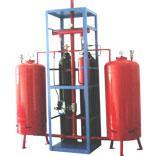 管网干粉灭火装置