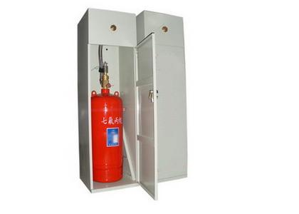 柜式干粉灭火装置