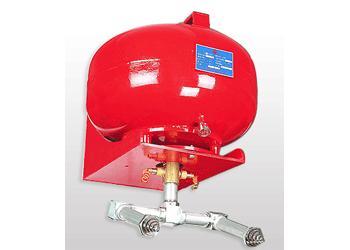 供应XQLW悬挂式六氟丙烷灭火装置