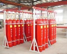 供应地下车库专业气体灭火设备