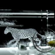 动物水晶内雕图片